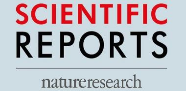 Revista Scientific Reports