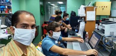 Desarrolladores del Sistema de Gestión de Información para Laboratorios Clínicos XAVIA LIS Covid-19