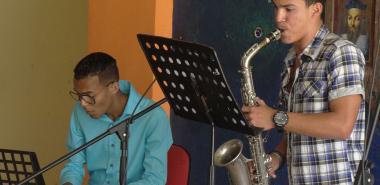 Música de concierto en el XVI Festival de Artistas Aficionados de la FEU en la UCI