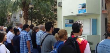 Los más de 8 000 trabajadores y estudiantes de la UCI se beneficiarán con el nuevo punto de venta de la Agencia Viajero. Foto: Juan Félix Hernández Rodríguez