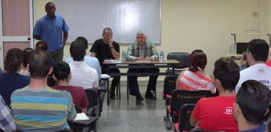 Dictan conferencia sobre Sistema Electoral Cubano