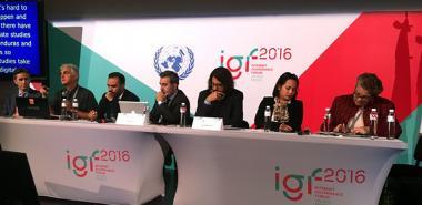 Defiende la UCI desarrollo inclusivo y sostenible en Foro para la Gobernanza de Internet