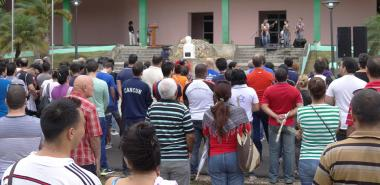 Edificio docente de la UCI adopta el nombre de José Martí