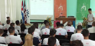 Estudiantes de la UCI profundizarán en la Historia de Cuba