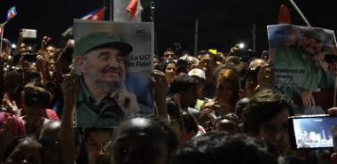 Fidel: la Tropa de Futuro te rinde tributo