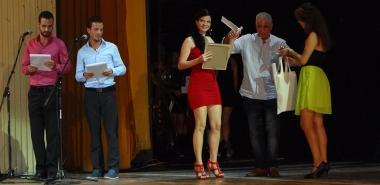 Finaliza Festival Nacional de Artistas Aficionados de la FEU