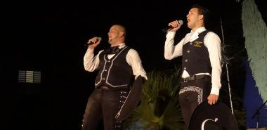 For the first time amateur duo of mariachis will represent the University at national level