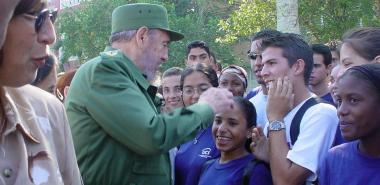 Fourteen years materializing Fidel's dream.