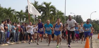 Scorpions winners  in marathon of the XIV  Mella Games.