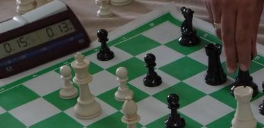 The University of Informatics Science held in the Grand Prix  Chess Tournament  Blitz 4