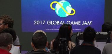 Waves, is the central theme of Global Game Jam