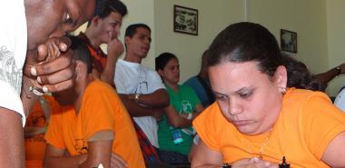 Yoana González se reafirma en la élite del ajedrez cubano